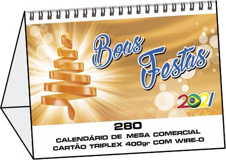 2074f742a Código  Ref  280. Categoria  Folhinhas Brasileiras Referência  Calendário  de Mesa Produto  280. Formato  18